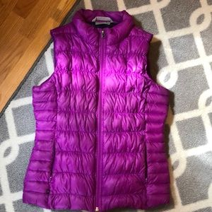 Athleta Vest medium Purple
